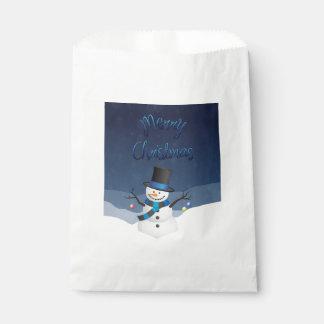 Sachets En Papier Noël Milou