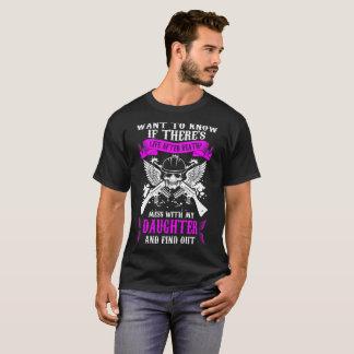 Sachez la vie après que la fille de la mort t-shirt
