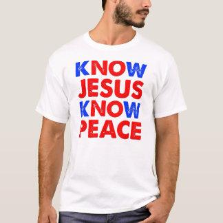 Sachez que Jésus connaissent le T-shirt de