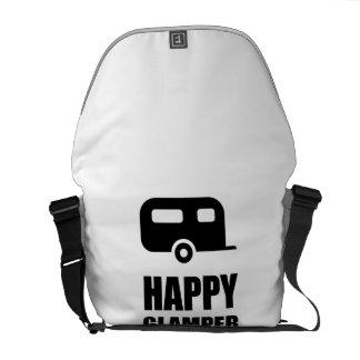 Sacoche Campeur heureux de Glamper