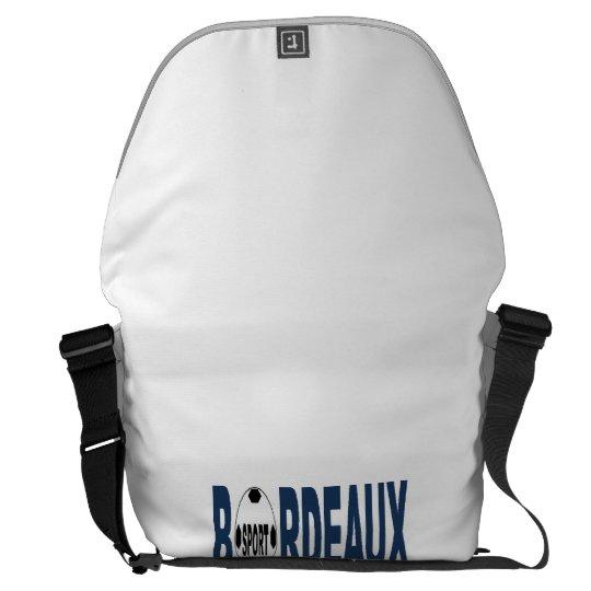 Sacoche Grand Messenger Bag BORDEAUX