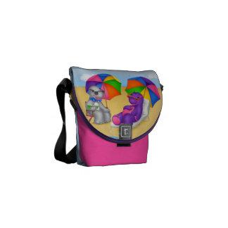 Sacoche Mini sac messenger à Dino-Buddies™ - temps de