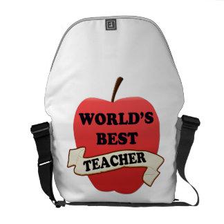 Sacoches Le meilleur professeur du monde