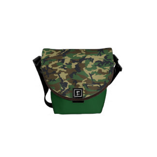 Sacoches Mini (seulement taille) sac messenger à camouflage
