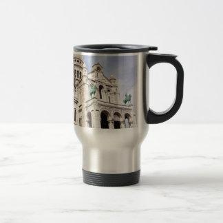 sacre-basilica-2864 mug de voyage en acier inoxydable