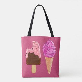 Sacs de crème glacée