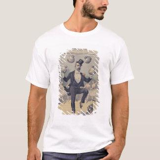 Sacs de jonglerie de Georges Clemenceau de T-shirt