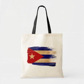 Sacs de toile de drapeau du Cuba