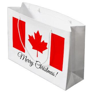Sacs faits sur commande de cadeau de Joyeux Noël