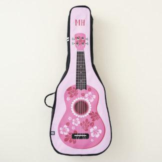Sacs faits sur commande de guitare de monogramme