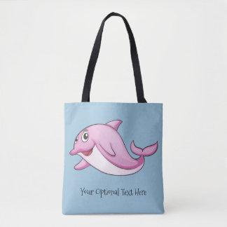 Sacs faits sur commande des textes de dauphin