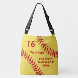 Sacs faits sur commande du base-ball avec votre