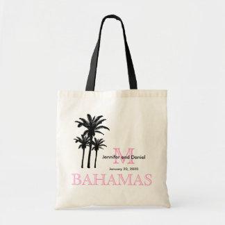 Sacs fourre-tout Bahamas à mariage de destination
