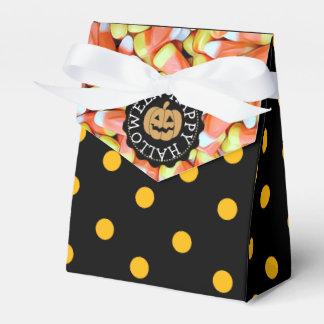 Sacs heureux de cadeau de bonbons au maïs à ballotins