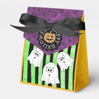 Sacs heureux de cadeau de fantômes de Halloween Ballotins