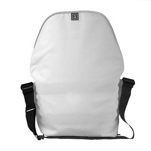 Medium Messenger Bag Impression extérieure