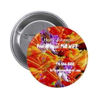 SAGE-FEMME professionnelle : Remplacez l'image des Badges