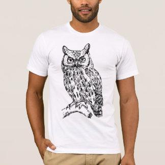 Sagesse de l'as - hibou de Bokuto - version de T-shirt