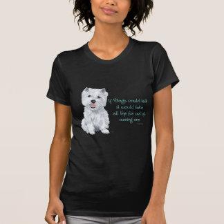 Sagesse de Westie - si les chiens pourraient