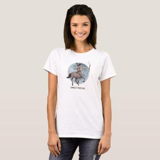 Sagittaire astrologique de signe pour le T-shirt