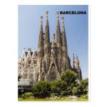 SAGRADA FAMILIA BARCELONE ESPAGNE (St.K) Cartes Postales
