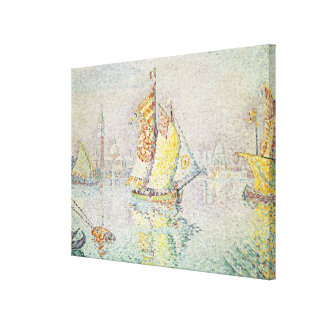 Sail jaune, Venise, 1904 Toiles