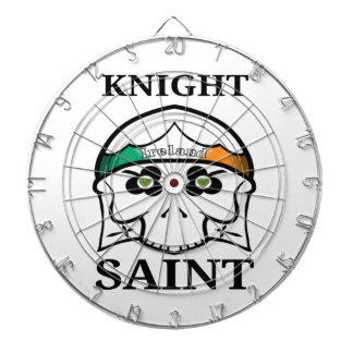 Saint de chevalier de jour de l'Irlande St Patrick Jeux De Fléchettes