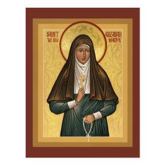 Saint Elizabeth la nouvelle carte de prière de Cartes Postales