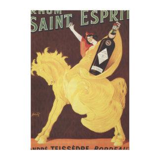 Saint Esprit de Rhum - promo d'André Teissedre Toiles