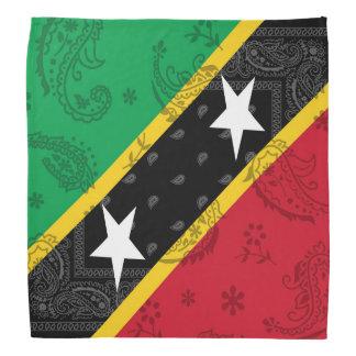 Saint Kitts et Bandana du Niévès