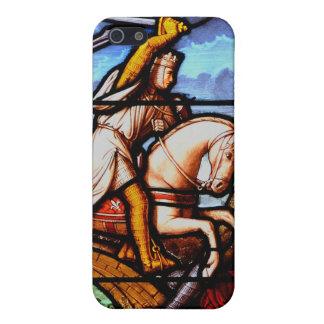 Saint Louis, roi de la France Étuis iPhone 5