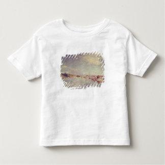 Saint-Mammes d'Alfred Sisley | T-shirt Pour Les Tous Petits
