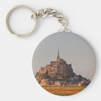 Saint-Michel 3 de Mont Porte-clé Rond