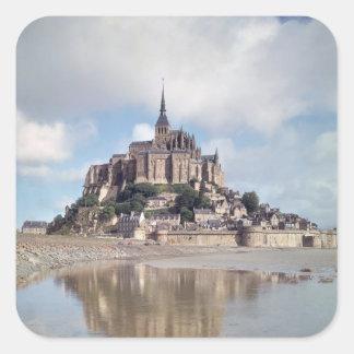 Saint-Michel de Mont Sticker Carré