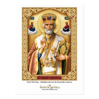 Saint Nicholas - carte postale