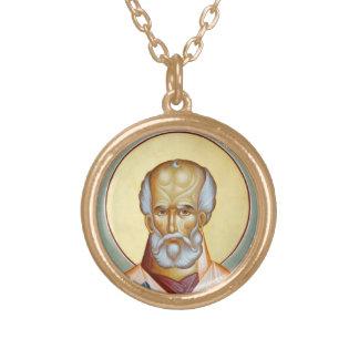 Saint-Nicolas de pendentif de Myra