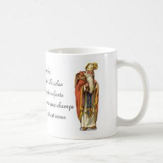 Saint-Nicolas Mug Blanc