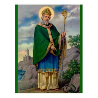 Saint Patrick Carte Postale