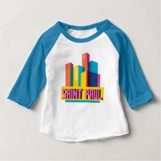 Saint Paul dans la conception T-shirt Pour Bébé