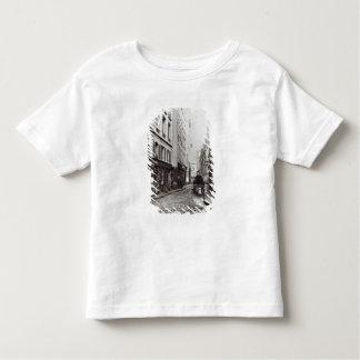 Saint-Severin de rue T-shirt Pour Les Tous Petits