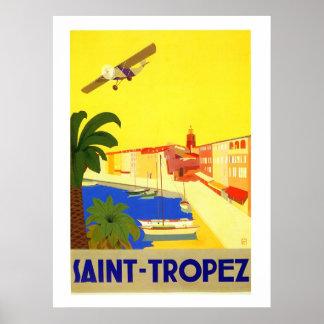 Saint Tropez Posters