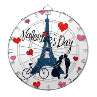 Saint-Valentin à Paris Jeux De Fléchettes