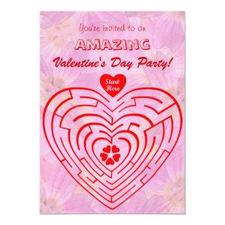 Saint-Valentin extraordinaire Invitations Personnalisées