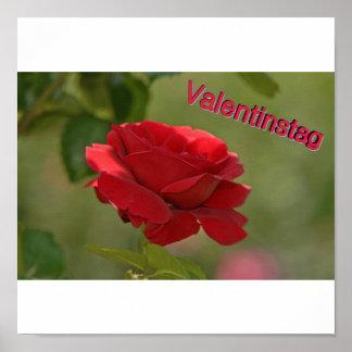 Saint Valentin Poster