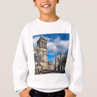 Saint Wilfrids et Minster. de York Sweatshirt