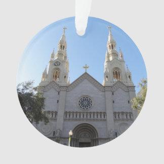 Saints Peter et ornement d'église de Paul