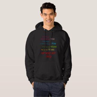Saisissez le sweatshirt à capuchon de jour