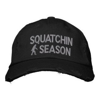 Saison de Squatchin Casquette Brodée