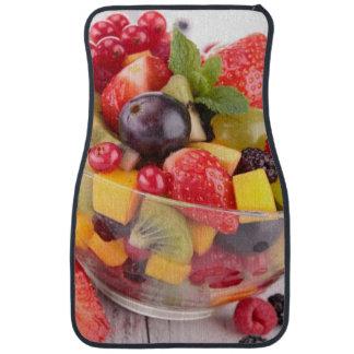 Salade de fruit frais tapis de sol