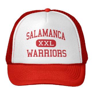 Salamanque - guerriers - milieu - Salamanque New Y Casquette Trucker